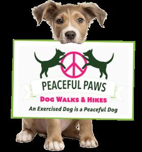Peaceful Paws Logo